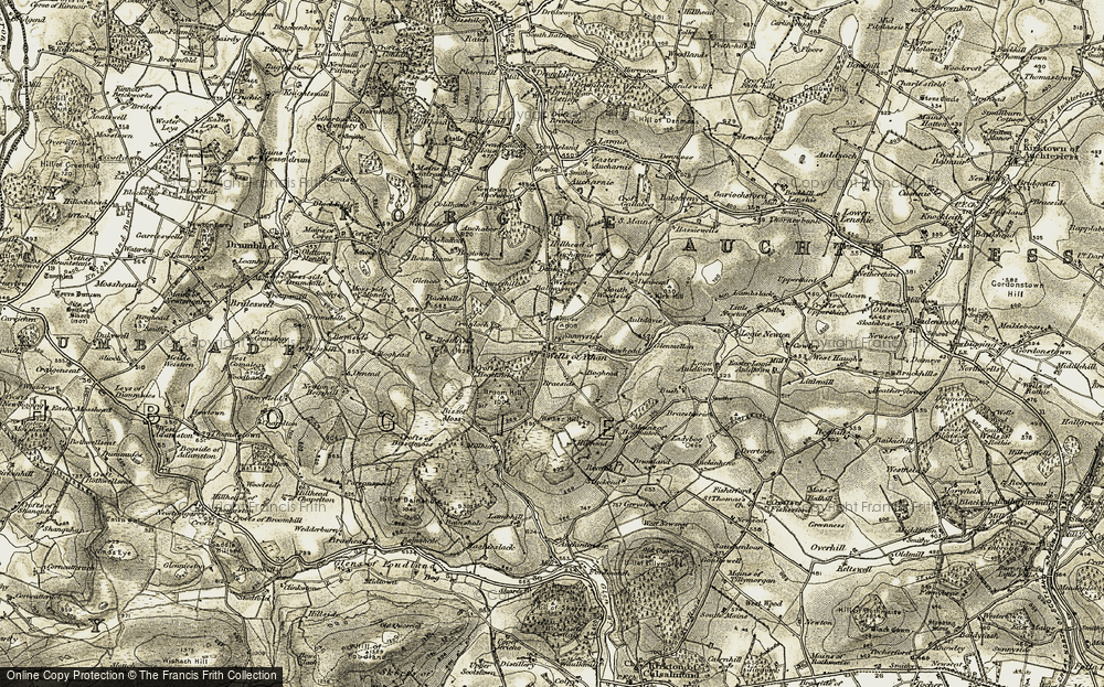 Ythanwells, 1908-1910