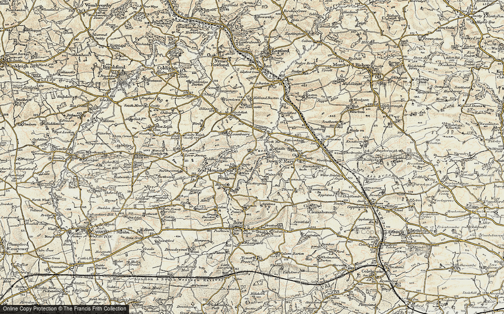 Zeal Monachorum, 1899-1900