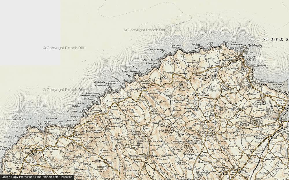 Zennor, 1900