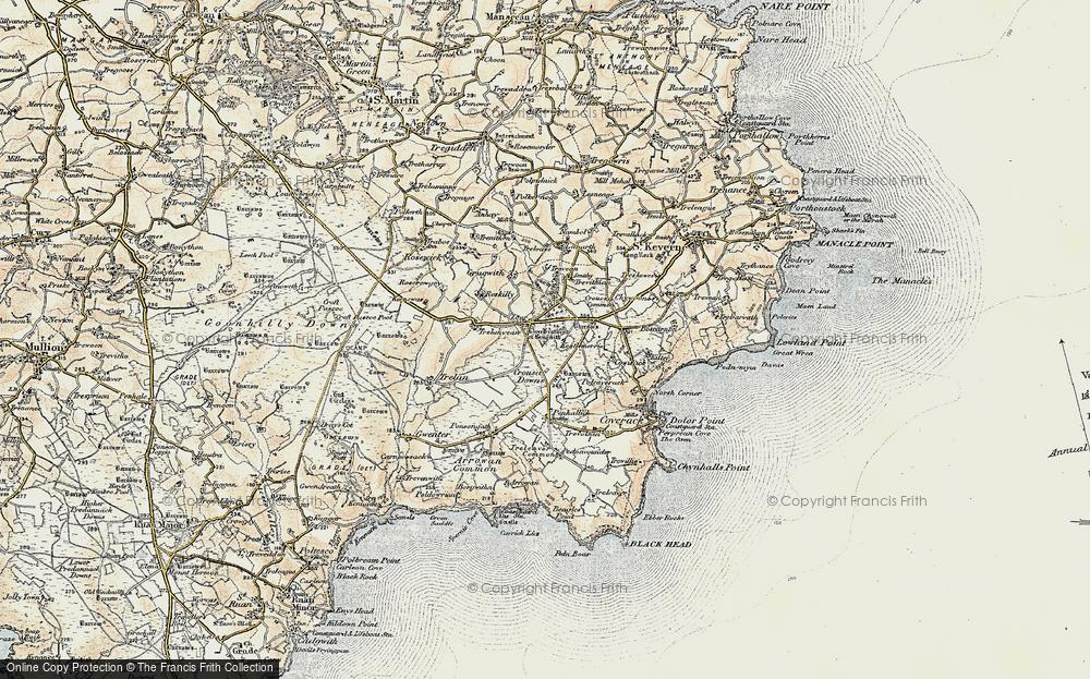 Zoar, 1900