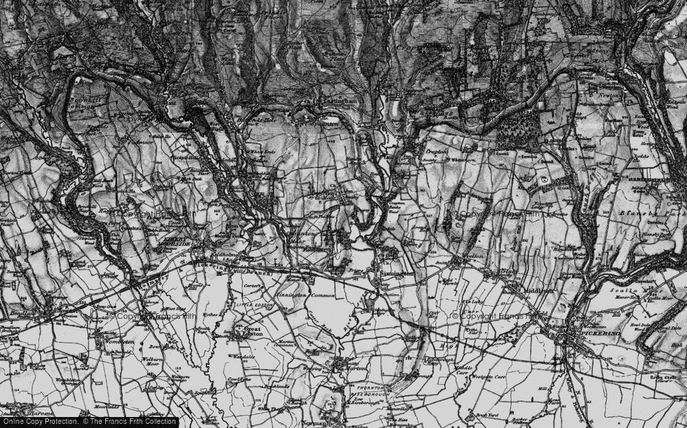 Appleton-le-Moors, 1898
