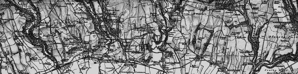 Old map of Appleton-le-Moors in 1898