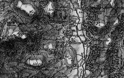 Old map of Appletree Holme in 1897