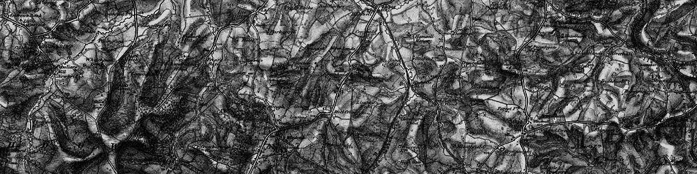 Old map of Aldwick Grange in 1895
