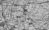 Map of Bury, 1898