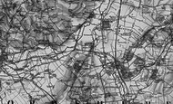 Map of Chalton, 1896
