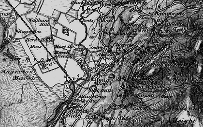 Old map of Chapels in 1897