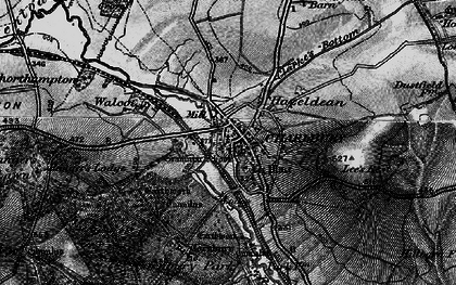 Old map of Lee's Rest in 1896