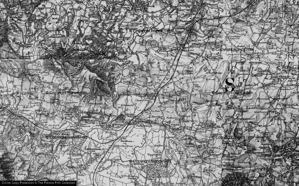 Codmore Hill, 1895