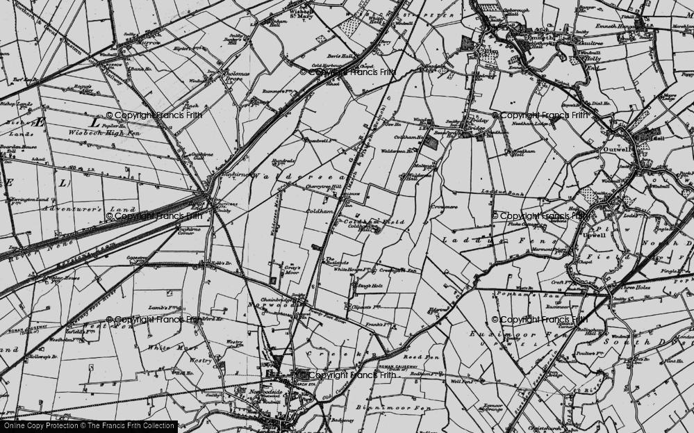 Coldham, 1898
