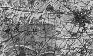 Map of Comberton, 1898
