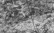 Map of Croydon, 1896