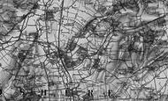 Map of Deepdale, 1896