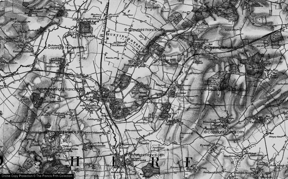 Deepdale, 1896