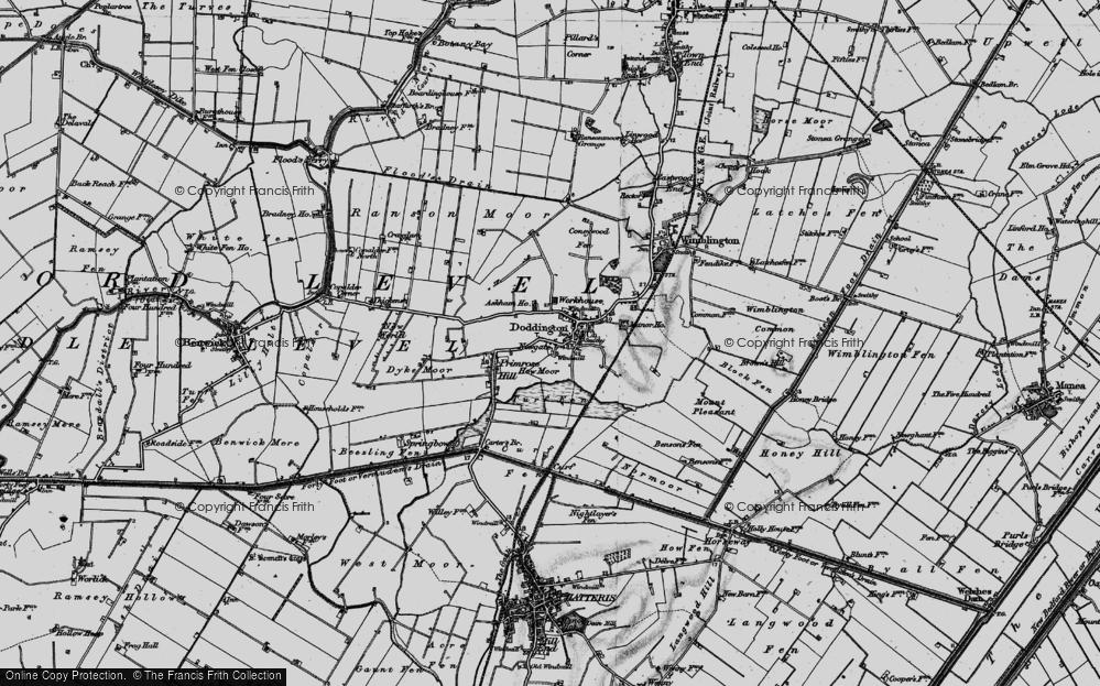Doddington, 1898