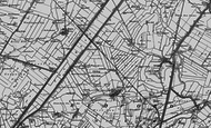 Map of Dunkirk, 1898