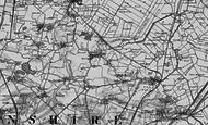 Map of Fenton, 1898