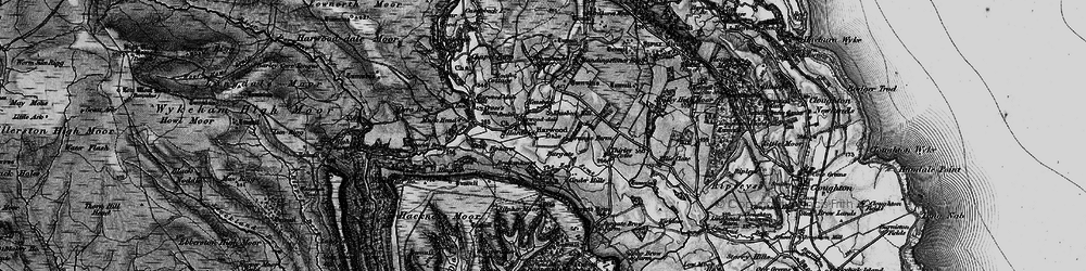Old map of West Syme in 1897