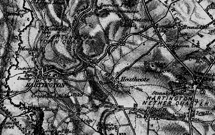 Old map of Lean Low in 1897