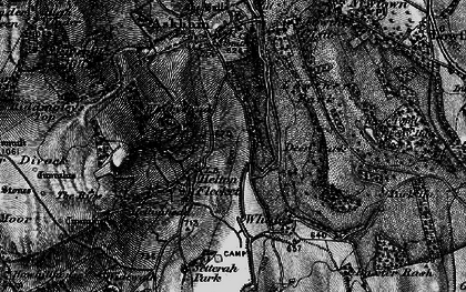 Old map of Askham Fell in 1897