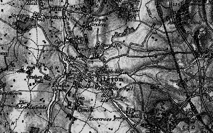 Old map of Hob Hill in 1897