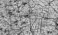 Map of Holme, 1898