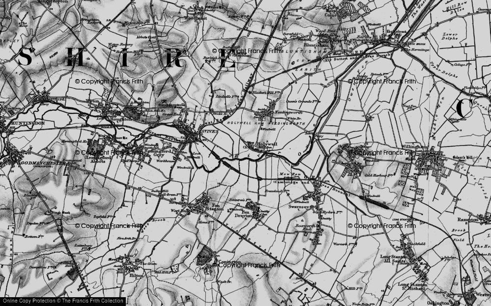 Holywell, 1898