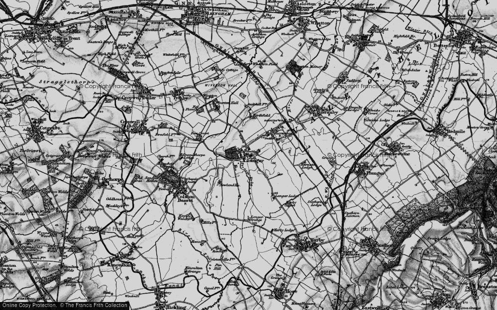 Langar, 1899