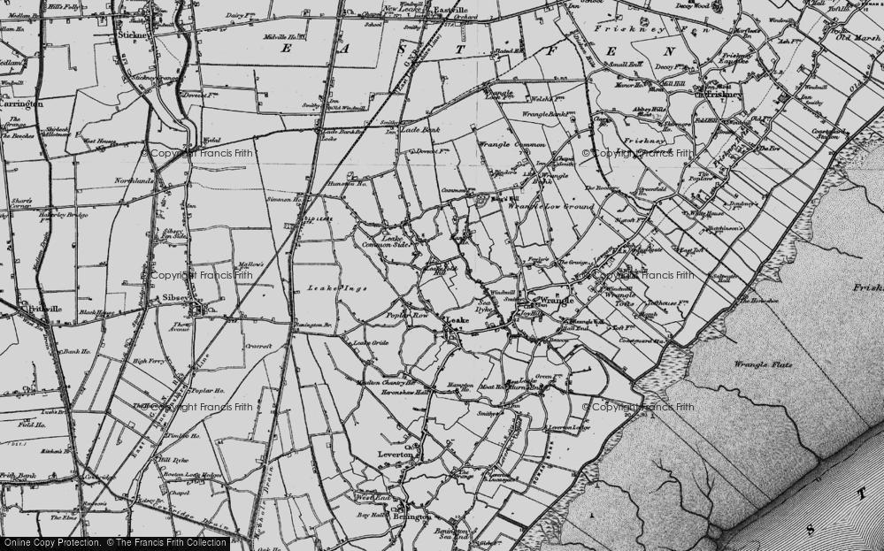 Leake Fold Hill, 1898