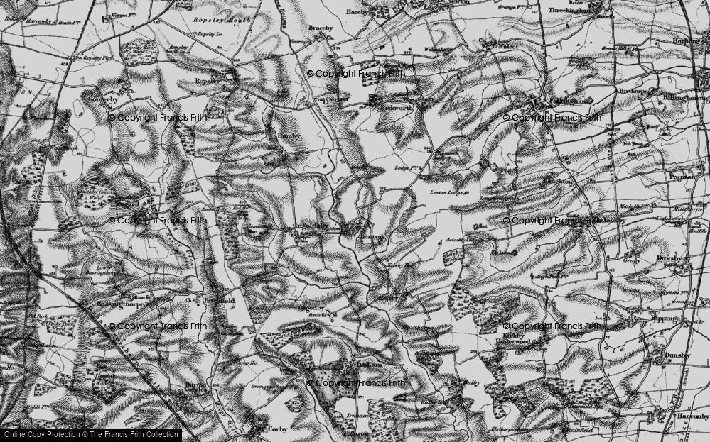 Lenton, 1895