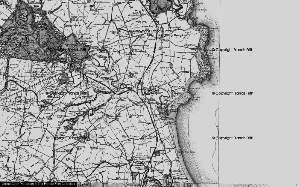 Lesbury, 1897
