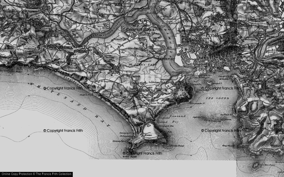 Old Maps of Sango Island - Francis Frith San Go Maps on mu map, ca map, mco map, northern europe map, central europe map, western europe map, osi map,