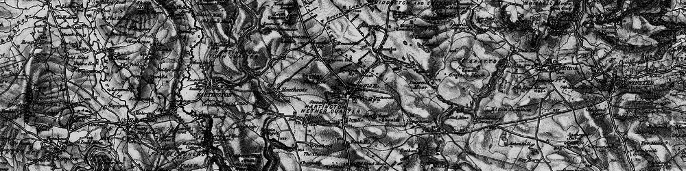 Old map of Aleck Low in 1897