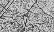 Map of Sandhill, 1898