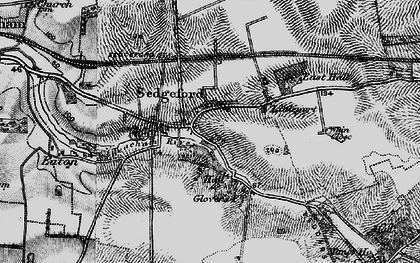 Old map of Sedgeford in 1898