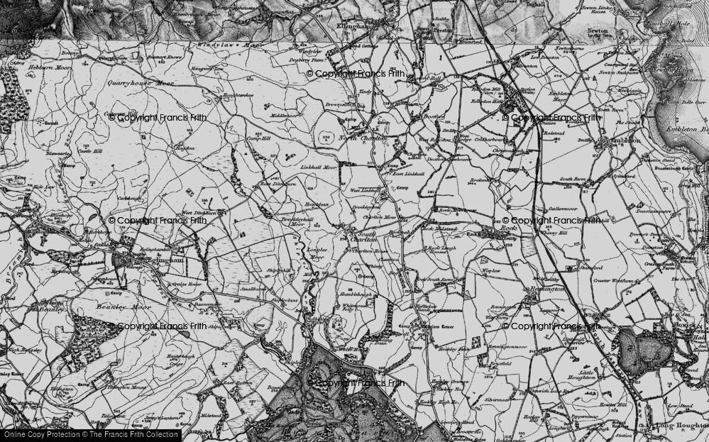 South Charlton, 1897