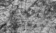 Map of Stratford, 1896