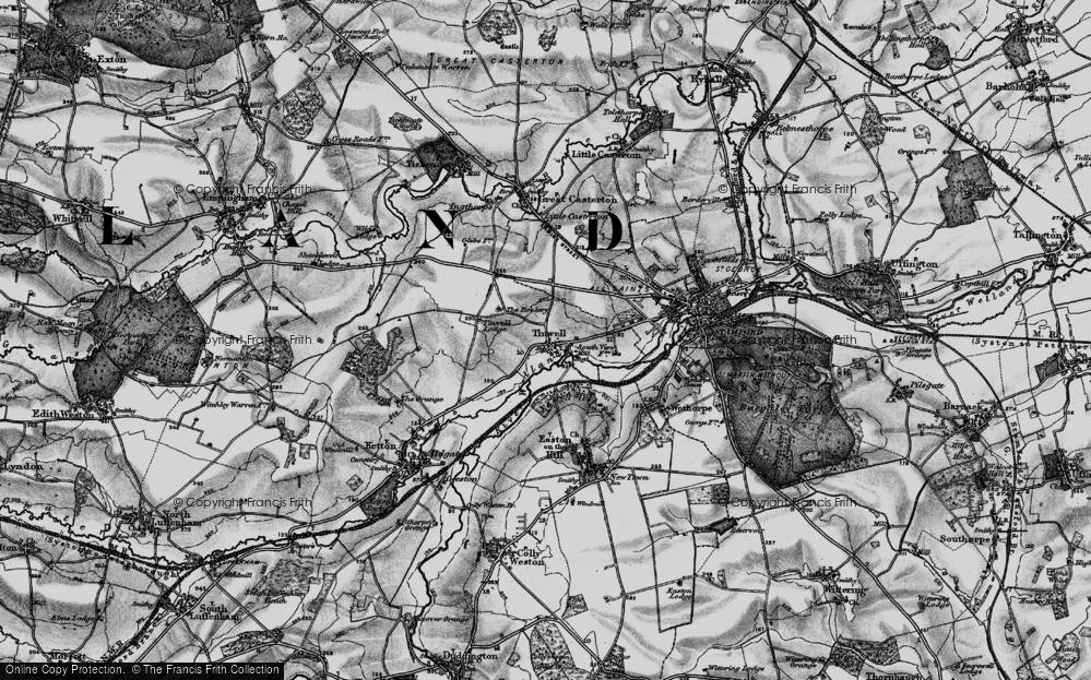 Tinwell, 1895