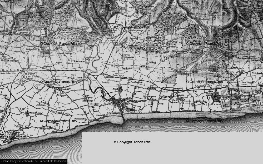 Toddington, 1895