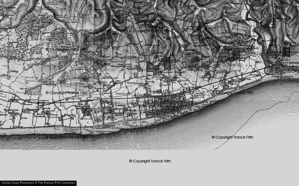 West Tarring, 1895