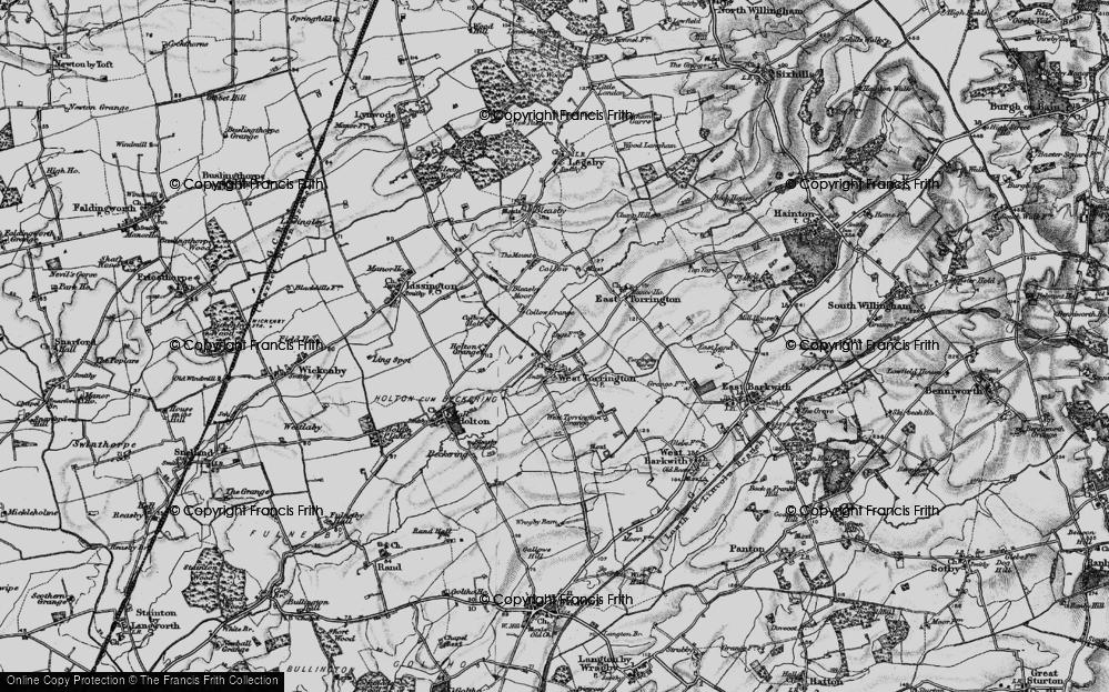 West Torrington, 1899