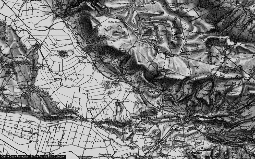 Westbury-sub-Mendip, 1898