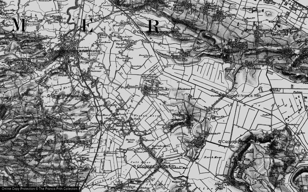 Westonzoyland, 1898