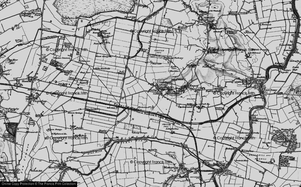 Westwoodside, 1895