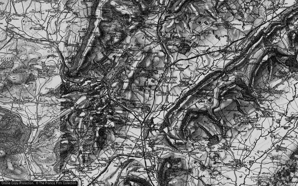 Wettles, 1899
