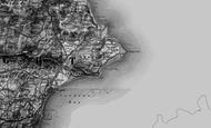 Whitecliff Bay, 1895
