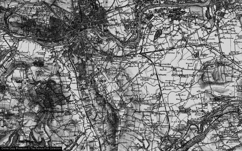 Whitehills, 1898