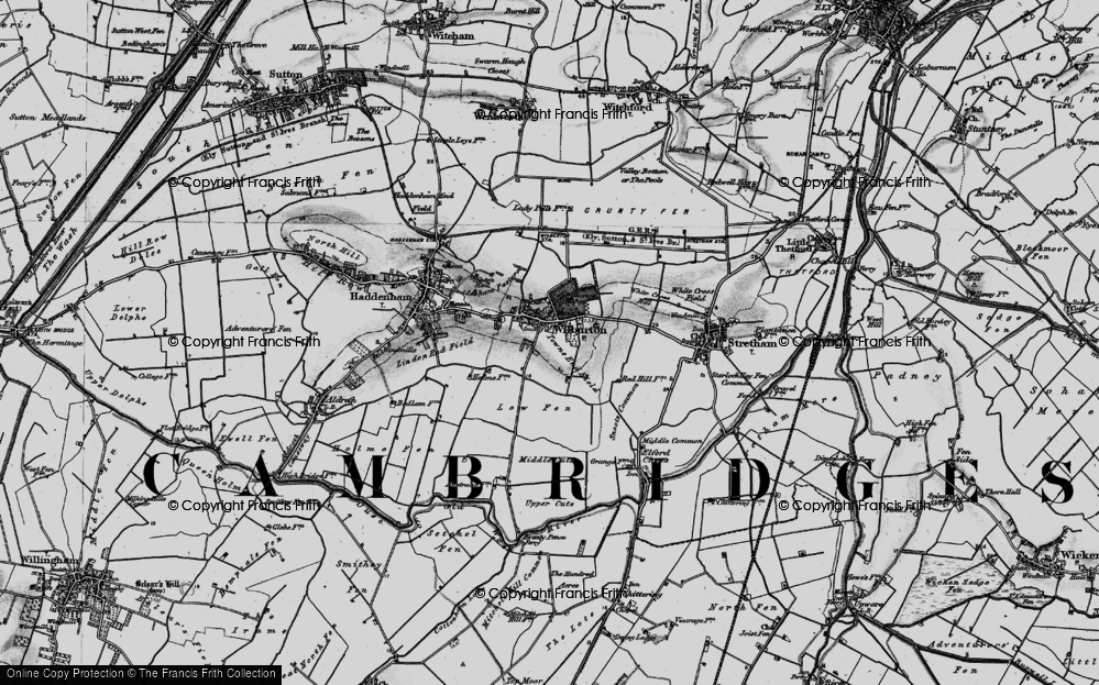 Wilburton, 1898
