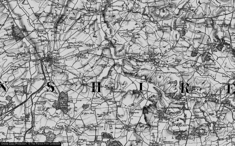 Winceby, 1899
