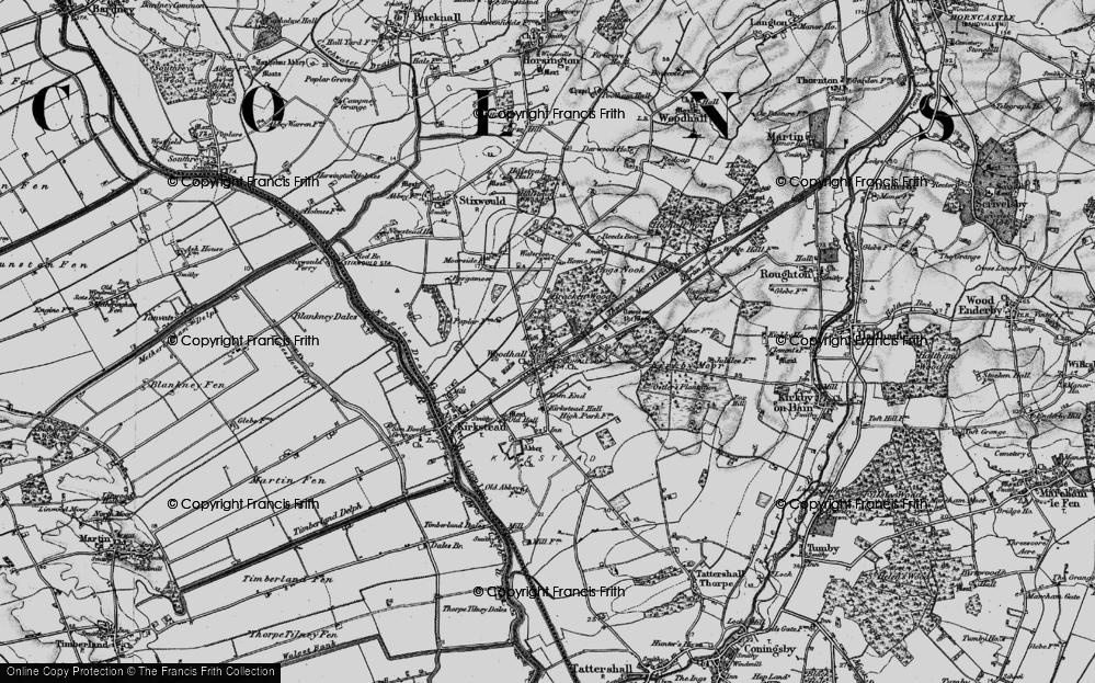 Woodhall Spa, 1899